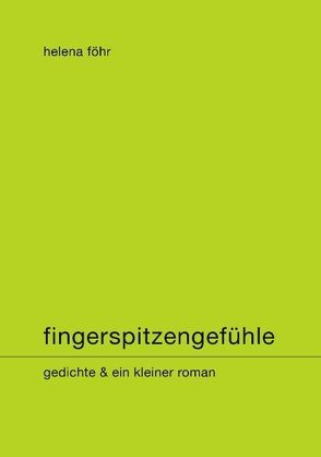 Fingerspitzengefühle von Föhr,  Helena