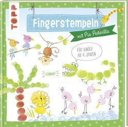 Fingerstempeln von Pedevilla,  Pia