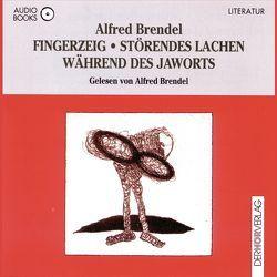 Fingerzeig / Störendes Lachen während des Jaworts von Brendel,  Alfred