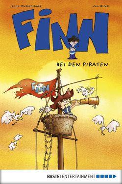 Finn bei den Piraten von Birck,  Jan, Wellershoff,  Irene