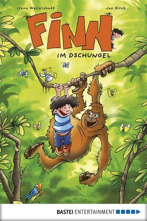 Finn im Dschungel von Birck,  Jan, Wellershoff,  Irene