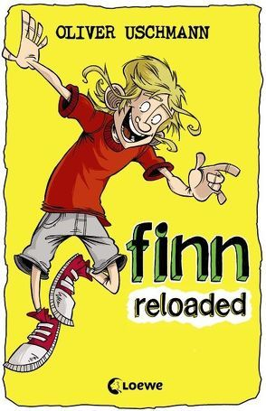 Finn reloaded von Uschmann,  Oliver