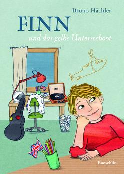 Finn und das gelbe Unterseeboot von Hächler,  Bruno, Wolfermann,  Iris