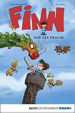 Finn und der Drache von Birck,  Jan, Wellershoff,  Irene