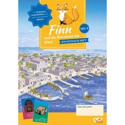 Finn und die Bauwerke der Bibel (NO. 4) von Werner,  Gunther
