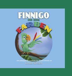 Finnigo und seine Farben – Das Kinderbuch für die Trennung der Eltern von Sötsch ,  Linda