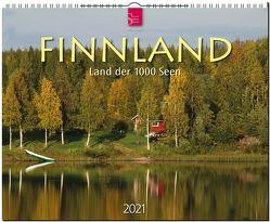 Finnland – Land der 1000 Seen von Galli,  Max