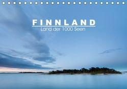 Finnland: Land der 1000 Seen (Tischkalender 2018 DIN A5 quer) von Preißler,  Norman