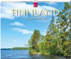 Finnland – Land der 1000 Seen von Redaktion Verlagshaus Würzburg,  Bildredaktion