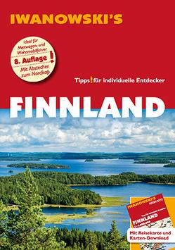 Finnland – Reiseführer von Iwanowski von Kruse-Etzbach,  Dirk, Rixen,  Judith
