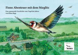 Finns Abenteuer mit dem Stieglitz von Algermissen,  Konrad, Ruge,  Klaus