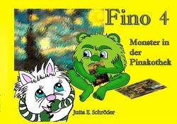 Fino 4 – Monster in der Pinakothek von Schröder,  Jutta E.