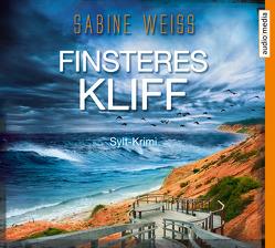 Finsteres Kliff von Nachtmann,  Julia, Weiß,  Sabine