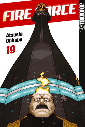 Fire Force 19 von Ohkubo,  Atsushi