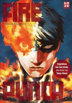 Fire Punch 01 von Fujimoto,  Tatsuki, Gerstheimer,  Yvonne
