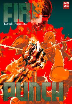 Fire Punch 04 von Fujimoto,  Tatsuki, Gerstheimer,  Yvonne