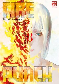 Fire Punch 08 von Fujimoto,  Tatsuki, Gerstheimer,  Yvonne