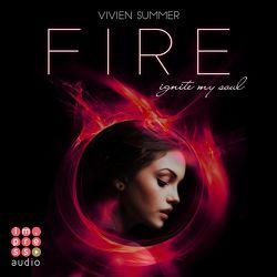 Fire (Die Elite 2) von Herms,  Lydia, Summer,  Vivien