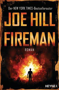 Fireman von Gutberlet,  Ronald, Hill,  Joe