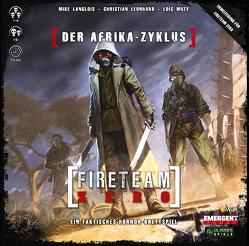 Fireteam Zero – Der Afrika-Zyklus von Langlois,  Mike, Leonhard,  Christian