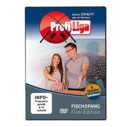 FISCH & FANG Profi-Liga Saison 2016/2017 (DVD) von Redaktion,  Fisch & Fang