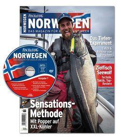FISCH & FANG Sonderheft Nr. 37: Norwegen Magazin Nr. 7