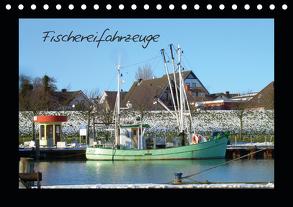 Fischereifahrzeuge (Tischkalender 2020 DIN A5 quer) von Thede,  Peter
