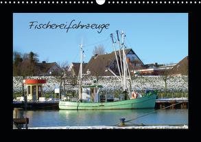 Fischereifahrzeuge (Wandkalender 2020 DIN A3 quer) von Thede,  Peter