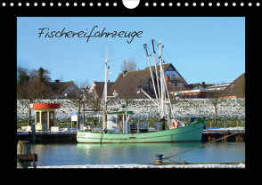 Fischereifahrzeuge (Wandkalender 2020 DIN A4 quer) von Thede,  Peter