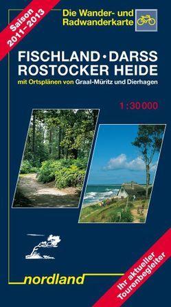 Fischland – Darss – Rostocker Heide 2016-2018 von Hellwich,  Klaus