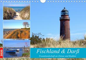 Fischland & Darß Traumlandschaft an Ostsee und Bodden (Wandkalender 2020 DIN A4 quer) von Prescher,  Werner