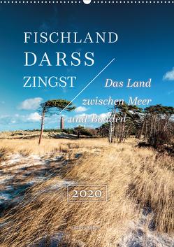 Fischland – Darß – Zingst: Das Land zwischen Meer und Bodden (Wandkalender 2020 DIN A2 hoch) von Kilmer,  Sascha