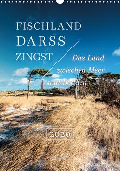 Fischland – Darß – Zingst: Das Land zwischen Meer und Bodden (Wandkalender 2020 DIN A3 hoch) von Kilmer,  Sascha