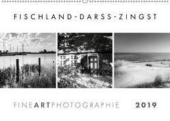 Fischland-Darß-Zingst Fineart Photographie (Wandkalender 2019 DIN A2 quer) von Kilmer,  Sascha