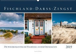 Fischland-Darß-Zingst (Wandkalender 2019 DIN A2 quer) von Kilmer,  Sascha