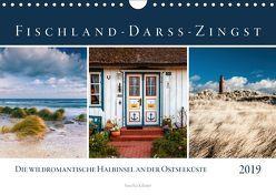 Fischland-Darß-Zingst (Wandkalender 2019 DIN A4 quer) von Kilmer,  Sascha