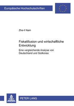 Fiskalillusion und wirtschaftliche Entwicklung von Nam,  Zhe-Il