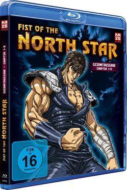 Fist of the North Star – Chapter 1-5 (2 Blu-rays) von Imamura,  Takahiro