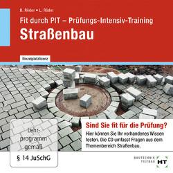 Fit durch PIT – Prüfungs-Intensiv-Training Straßenbau von Röder,  Birgit, Röder,  Lutz
