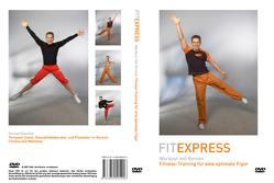 Fit Express von ForVideo Wien, u.m.a.Verlag, Wilke,  Georg, Zaremba,  Helena