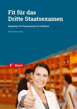 Fit für das Dritte Staatsexamen von Kemmritz,  Kerstin