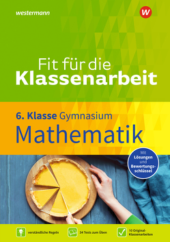 Fit für die Klassenarbeit / Fit für die Klassenarbeit – Gymnasium von Gotthard,  Jost