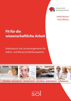 Fit für die wissenschaftliche Arbeit – E-Book von Blesius,  Karin, Brämer,  Ulrike