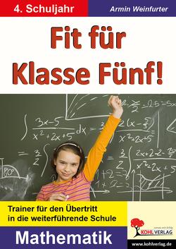 Fit für Klasse Fünf! – Mathematik von Weinfurter,  Armin