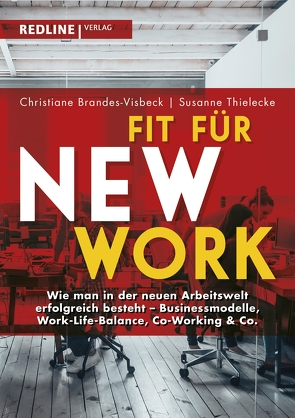 Fit für New Work von Brandes-Visbeck,  Christiane, Thielecke,  Susanne
