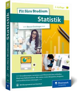Fit fürs Studium – Statistik von Grabinger,  Benno