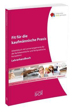 Fit für die Büropraxis – Lehrerhandbuch von Aubertin,  Barbara, Bach,  Bärbel, Brämer,  Ulrike