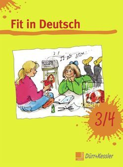 Fit in Deutsch! / Fit in Deutsch von Beran,  Armgard, Bleifeld,  Ilka, Castner,  Sabine, Riegel,  Christian, Schürmann,  Christoph
