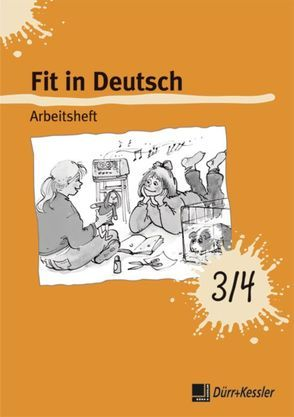 Fit in Deutsch! / Fit in Deutsch von Beran,  Armgard, Bleifeld,  Ilka, Castner,  Sabine