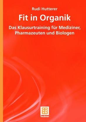 Fit in Organik von Hutterer,  Rudi